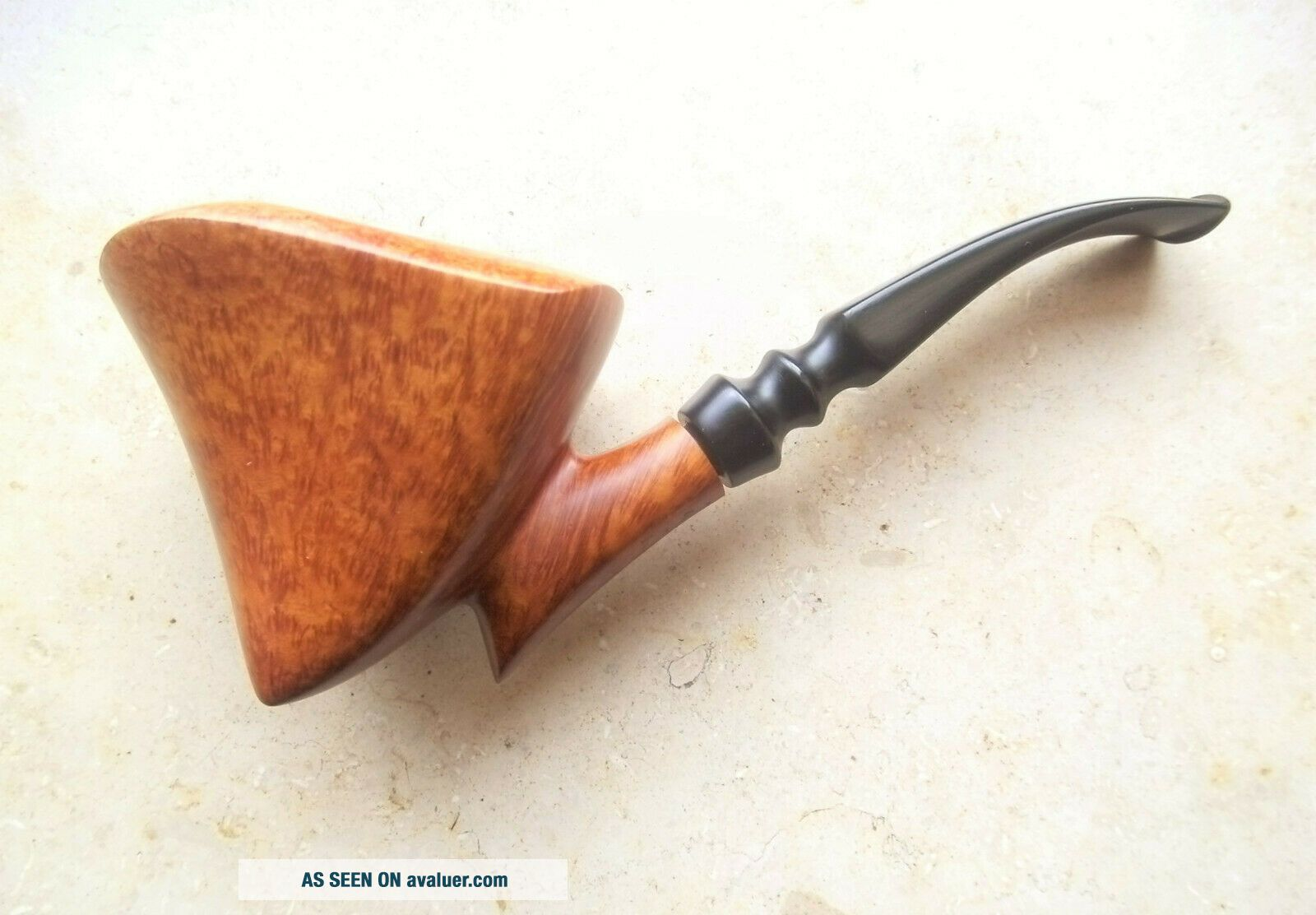 S BANG Copenhagen pipe Handmade in Denmark,  no filter