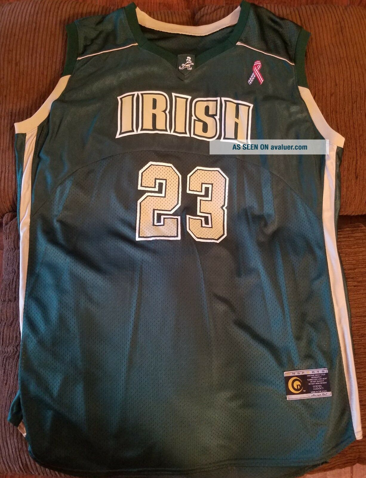 Lebron James Game Worn High School Jersey And Shorts With